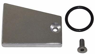 Egr Block - LS1 Intake Plug EGR Delete Block Off Plate LS Camaro LSX Z28 Manifold Trans Am
