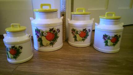 Kitchen Canisters Glenelg Holdfast Bay Preview