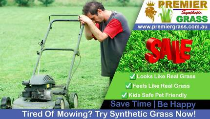 Artificial Turf Synthetic Grass Fake Lawn Astro Turf From $5.99m2