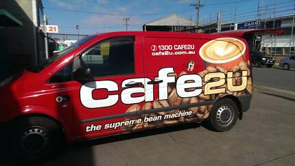 Cafe2u Mobile Coffee / Cafe - Moorooka-Yeerongpilly-Holland Park Moorooka Brisbane South West Preview
