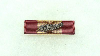 RVN Republic of Vietnam Gallantry Cross Medal service ribbon with palm