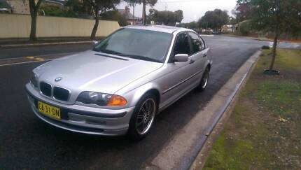 2000 BMW 3 Sedan Low KMs Gawler Gawler Area Preview