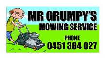 . Mr Grumpy.s.Lawn Mowing Service.And Block Slashing Atwell Cockburn Area Preview