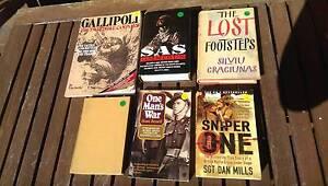 Various Books Enfield Golden Plains Preview