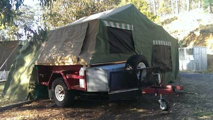 1999 Cameron Offroad Tent Trailer Moonah Glenorchy Area Preview