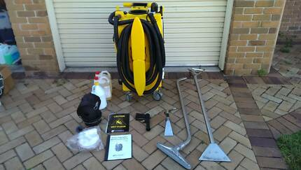 KaiVac 1750 Carpet Cleaning machine 500psi + Multi cleaner Norman Park Brisbane South East Preview