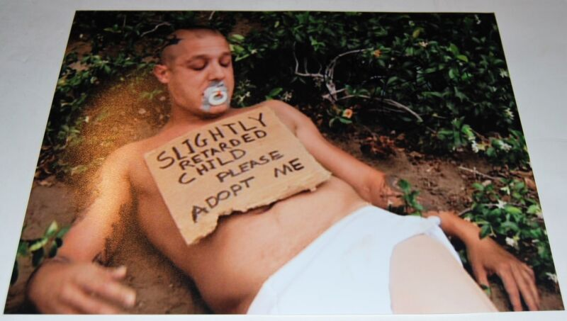 """THEO ROSSI signed (SONS OF ANARCHY) 11X14 photo*JUAN CARLOS """"JUICE"""" ORTIZ* W/COA"""
