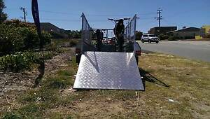 7x4 with ramp, all galv & licensed. PMX Trailer, Wangara Wangara Wanneroo Area Preview