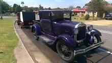 1928 Ford Model A Ute Williamstown Hobsons Bay Area Preview