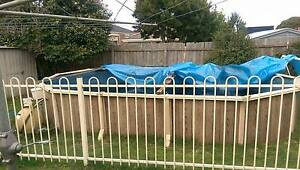 Above Ground Swimming Pool (Pump Not Working) Dandenong North Greater Dandenong Preview