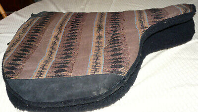 IMPERFECT PRI COTTON QUILTED ALL PURPOSE A//P SADDLE PAD