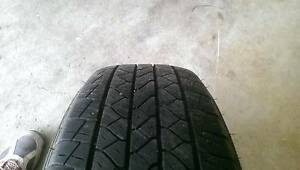 1 Bridgestone 205 /65/15 tyre with wheel Royston Park Norwood Area Preview
