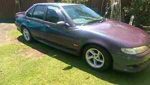 Ef ford falcon. 9 months rego. Only down fall its a automatic. Goulburn Goulburn City Preview