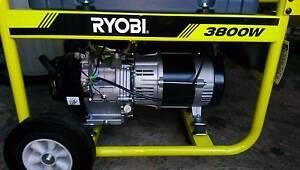 Ryobi 3800Watt Generator Brand New Wooloowin Brisbane North East Preview