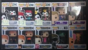Funko Pop! Pick any 3 for $25