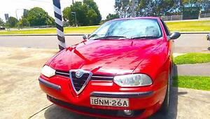 2001 Alfa Romeo 156 Sedan Newcastle Newcastle Area Preview