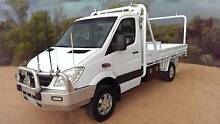 2011 Mercedes-Benz Sprinter 4x4 316 CDI MWB Cab Chassis Maggea Loxton Waikerie Preview