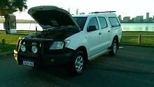 2010 Toyota Hilux Ute Maylands Bayswater Area Preview