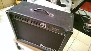 RANDALL RX75R 75 Watt Guitar Amplifier Acacia Gardens Blacktown Area Preview