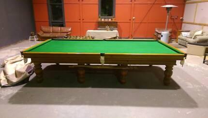 Billiards Table - Full Size 12 x 6