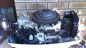 1980 JOHNSON OUTBOARD 48 HP MOTOR - Longshaft-PARTS FOR SALE McDowall Brisbane North West Preview