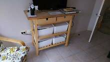 Wooden Bench with Drawers Liberty Grove Canada Bay Area Preview