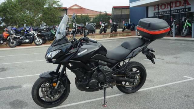 Kawasaki Versys 650 2015 Full Power Motorcycles