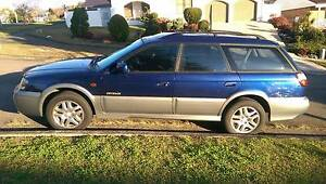 2001 Subaru Outback Wagon Eastwood Ryde Area Preview