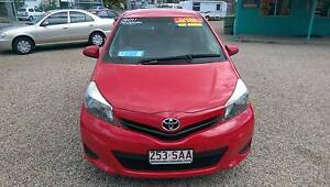 2011 TOYOTA YARIS YR HATCHBACK Margate Redcliffe Area Preview