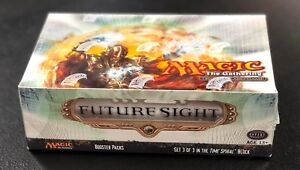 Magic the Gathering FUTURE SIGHT 36ct Factory Sealed Booster Box English