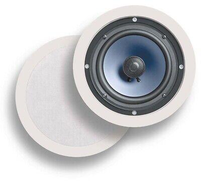"""Polk Audio RC60i 2-way Premium In-Ceiling 6.5"""" Round Speaker"""