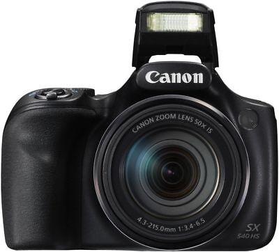 Canon Powershot  SX540HS SX 540 HS  Bridgekamera Neuware vom Fachhändler