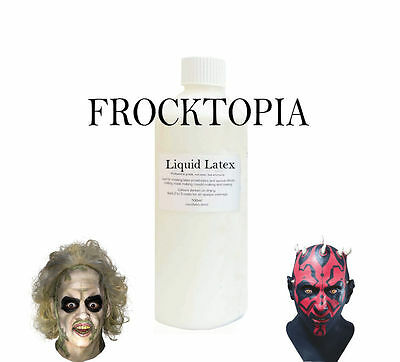 500ml skin safe liquid latex for halloween , masks cuts , horror special effects](Good Crafts For Halloween)