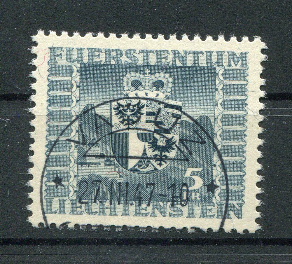 Liechtenstein 243 sauber gestempelt / Wappen .............................2/5498