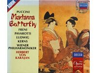 Puccini - Madama Butterfly (Boxed Set)
