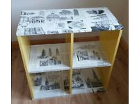 Europe Architecture Collage bookshelves
