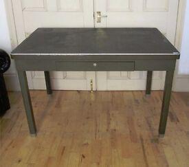 Industrial/Vintage Metal Table