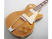 Gibson Les Paul 1952 Tribute Model Gold Top