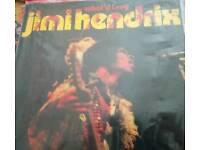 Vinyl records jimmi hendrix