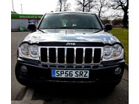 Jeep Grand Cherokee Limited 3.0 crd 2006