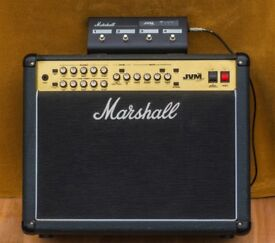 Marshal JVM 215C 50W Combo Amplifier for Guitar