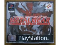 Metal Gear Solid - PS1 PAL