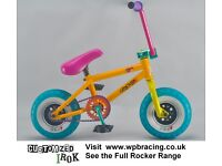 Rocker Mini BMX at Unbeatable Prices From WPB RACING