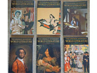 Longman Anthology of World Literature in 6 volumes