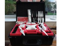 Phantom 2 vision + Drone, complete with carry case, 3 spare batteries, 3 spare sets of propellers