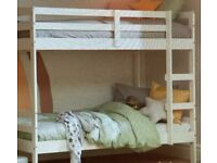 Small compact set of bunk beds for sale