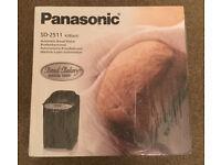 Panasonic SD-2511 Breadmaker New in Box