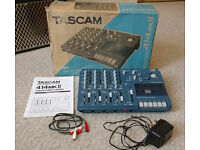 Tascam Portastudio 414 MkII + box, power supply, manual. Analogue 4-track recorder. Great condition!