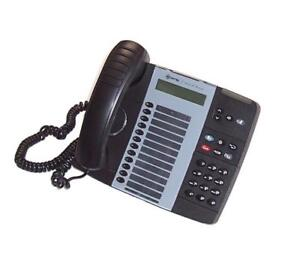 Mitel 5312 - IP VoIP Desk Phone - MiNet & SIP Protocols - Handset Included - 50005847