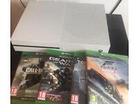 Xbox One S 500GB - 5 Games